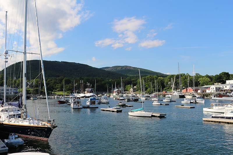 Best Things To Do in Maine | Camden Harbor