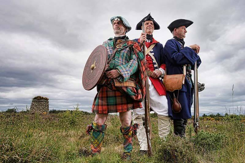 Scottish Highlands Guide |Culloden Battlefield and Visitor Centre