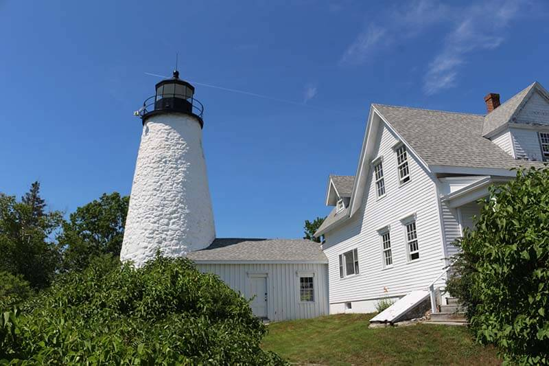 Best Things To Do in Maine | Dyce Head Lighthouse