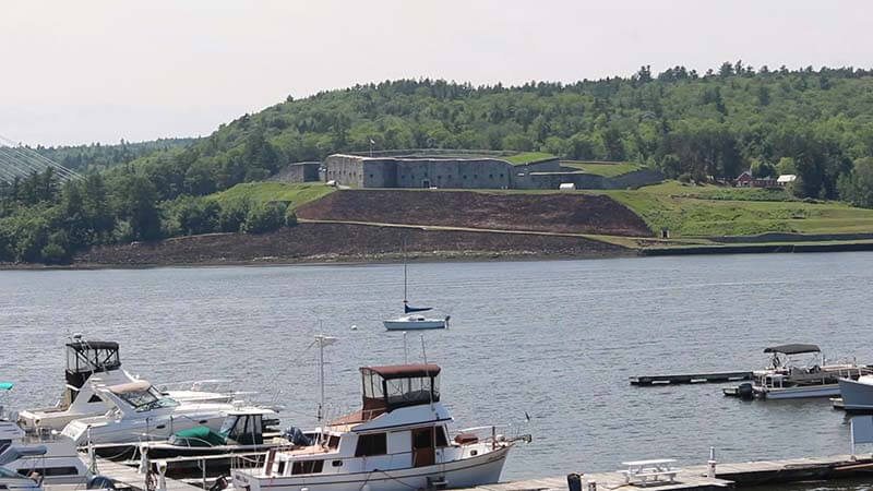 Best Things To Do in Maine | Fort Knox