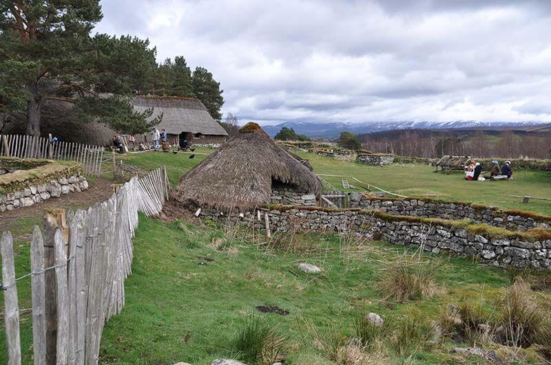 Scottish Highlands Guide |Highland Folk Museum