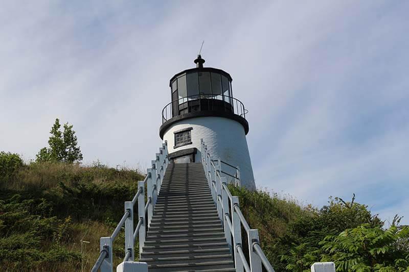 Owl Head Lighthouse