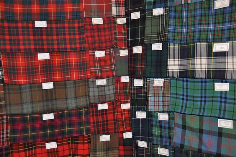 Scottish Highlands Guide |Scottish Kiltmaker Visitors Center