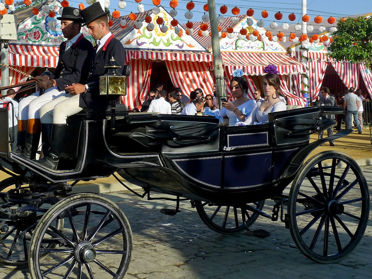 Seville Spring Fair