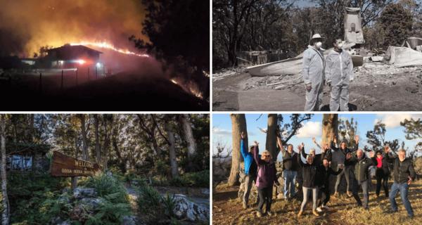Love of Binna Burra Cultural Landscape Inspires Community