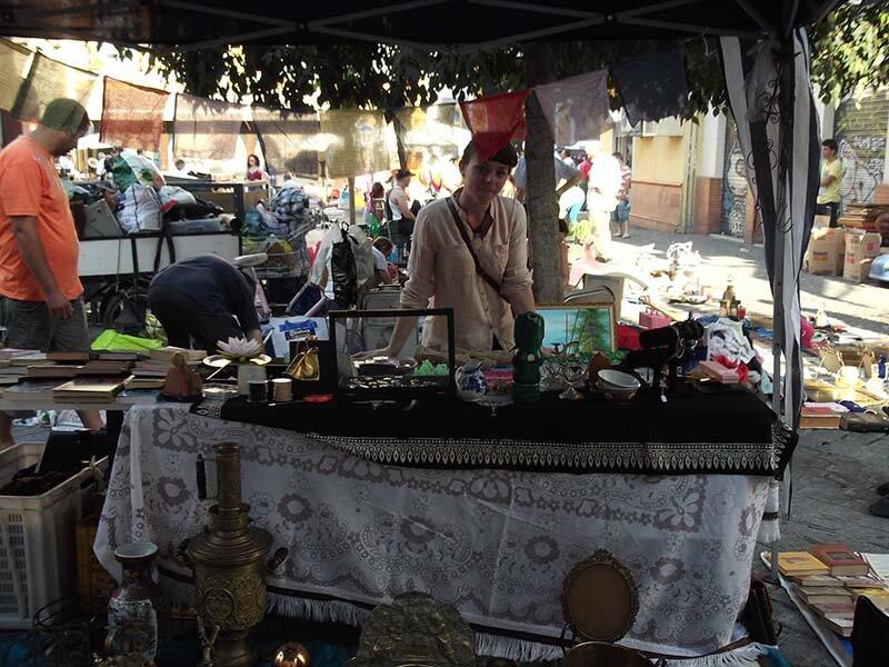 El Jueves Flea Market