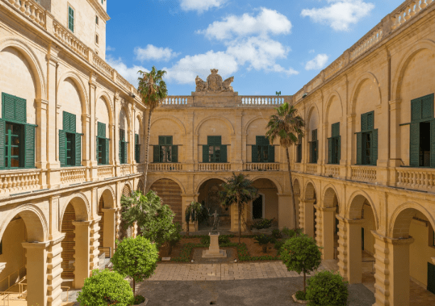 Best Things To Do in Malta | Grandmaster Palace