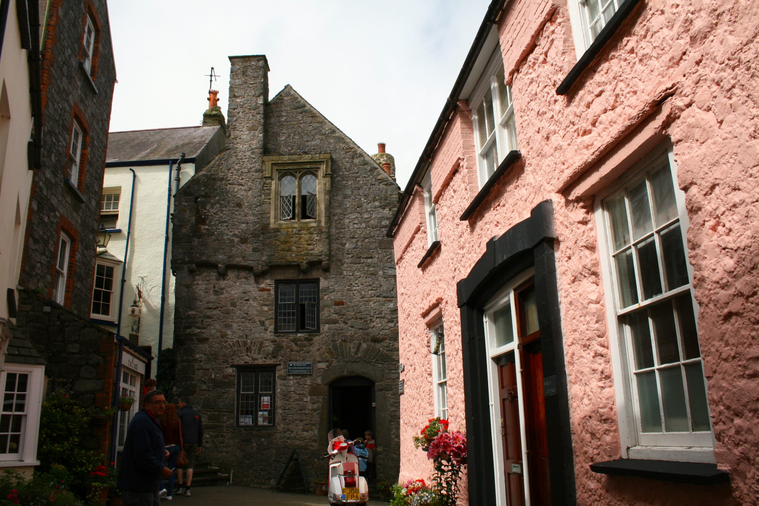 Best Things To Do in Pembrokeshire | The Tudor Merchants House