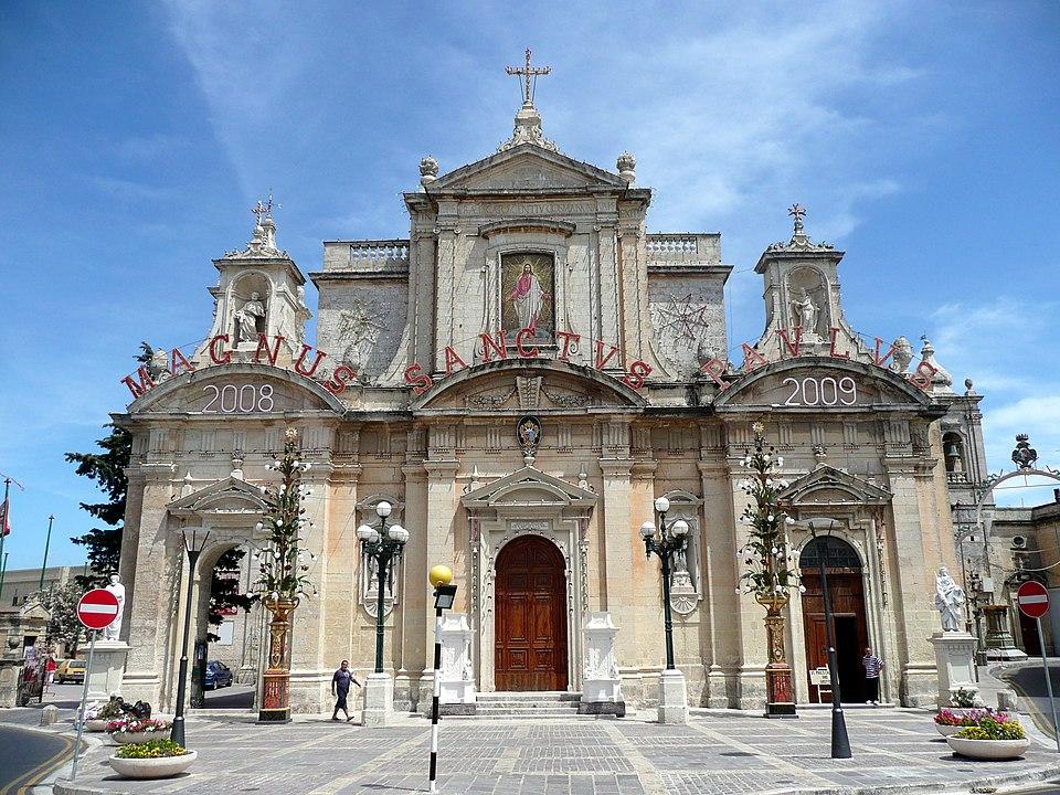 Collegiate Basilica of St. Paul in Rabat