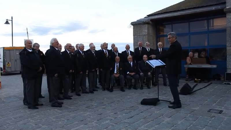 Cornish Mens Choir