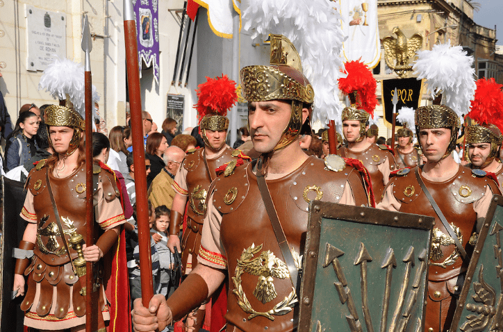 The Malta Good Friday procession is a powerful demonstration of faith