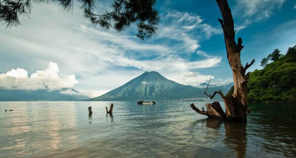 Lake Atitlan Guatemala Offers Beauty and Mayan Culture