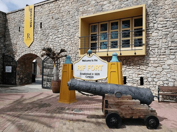 Rif Fort Entrance