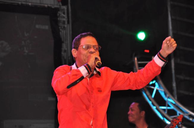 Performer at the Tumba Festival