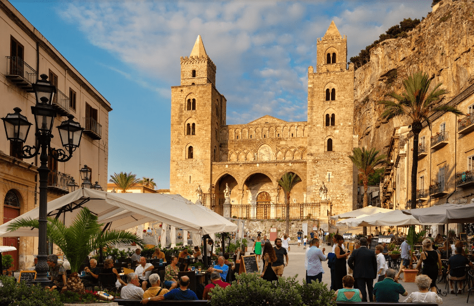 Best Things To Do in Sicily | TheCathedral of Cefalù