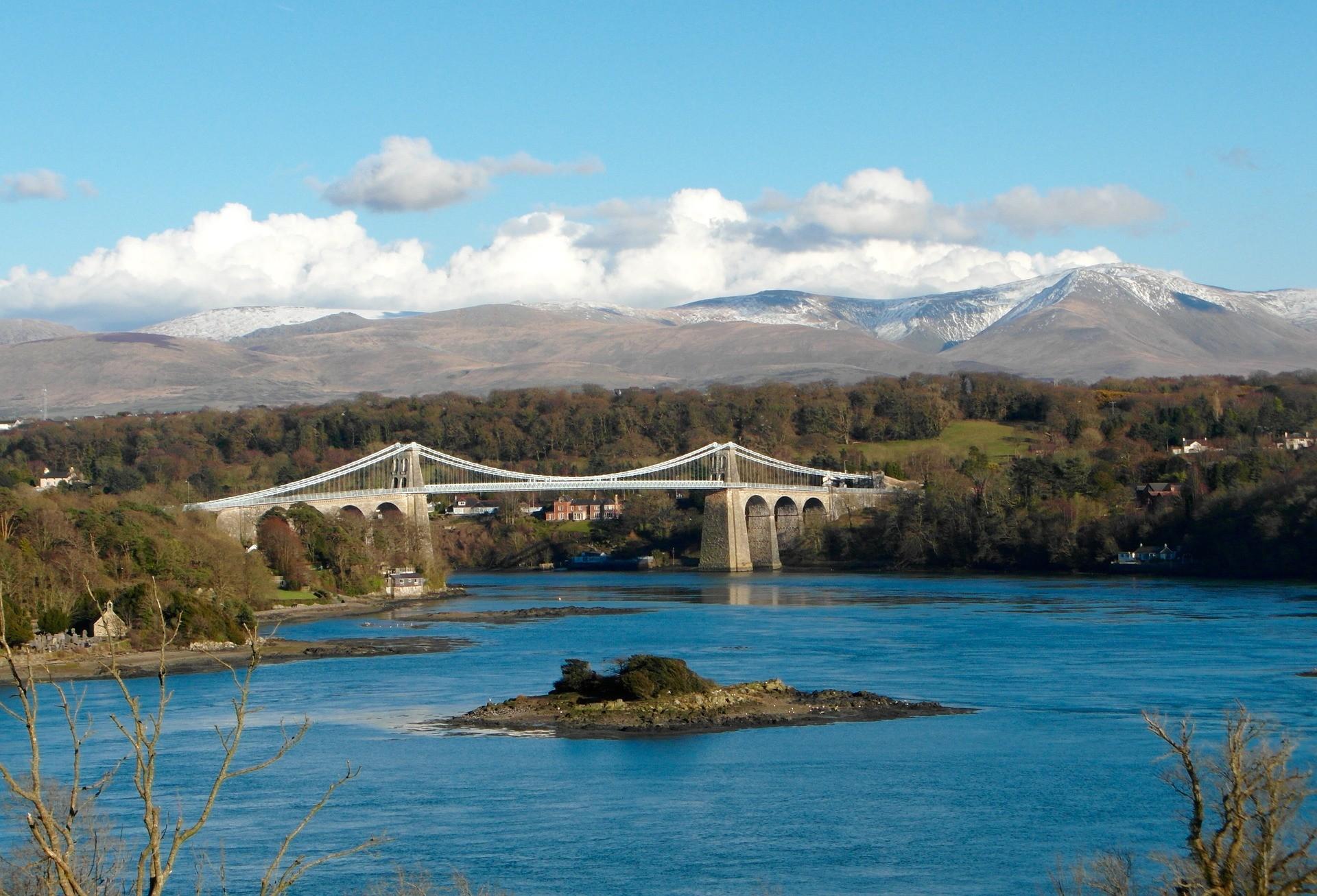 Best Things To Do In North Wales | Plas Cadnant Hidden Gardens in Menai Bridge