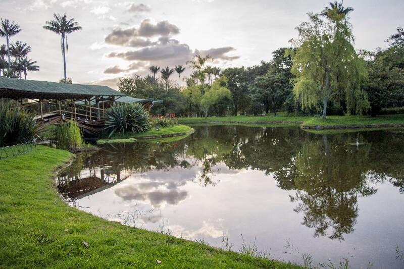 Jardín Botanico José Celestino Mutis