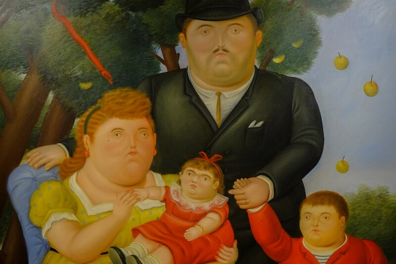 Best Things To Do In Bogota | Botero Museo