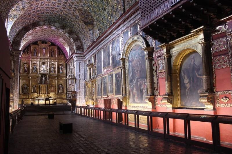 Best Things To Do In Bogota | Museo Santa Clara