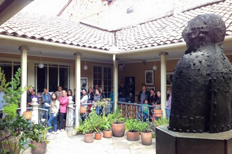 Best Things To Do In Bogota | La Casa de Poesía Silva